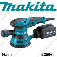 "Makita BO5041 5"" Random Orbit Sander with Variable Speed w/FULL Warranty"