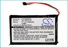 Battery for Garmin Nuvi 2405LT, 2447LTM, 2495LMT, 2555LMT, 2597LMT, 361-00035-03