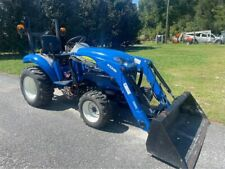 New Listingnew Holland Boomer 25hp Tractor Loader