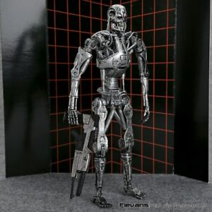 The-Terminator-T-800-Endoskeleton-Action-Figure-18cm-Skynet-Technology-NEW-Toy