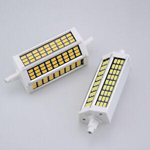 220v r7s 20w j118 118mm 5730 led bulb flood light halogen lamp replacement