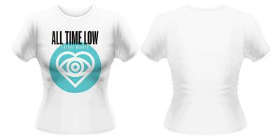 All Time Low - Future Hearts T-shirt Donna Tg. L Phm