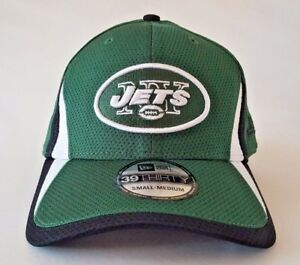 16a5d479e NEW YORK JETS NEW ERA 39THIRTY SMALL-MEDIUM FITTED HAT CAP RETAIL ...