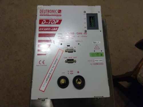 Deutronic dx2500-can-60