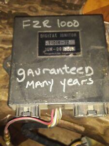 Yamaha-Fzr1000-Fzr-1000-Ignition-CDI-TID14-72-3gm-00-tested-good