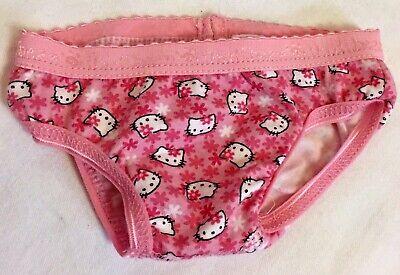 New Build a Bear Teddy Bear Clothing Disney Frozen II Panties Underwear