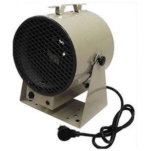MARKEL-HF686TC-Fan-Forced-Portable-Heater-5600-4200W-240-208V-For-Garage-Shop