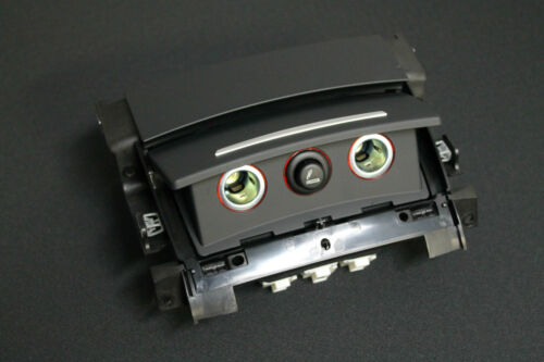 Audi A8 S8 4H D4 Ablage Steckdose Zigarettenanzünder 12V hinten 4H0864051B