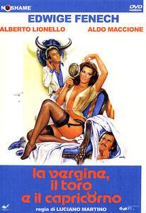 DVD-SEXY-LA-VERGINE-IL-TORO-E-IL-CAPRICORNO-FENECH-LIONELLO-MACCIONE-MARTINO