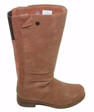 Authentic New The North Face Womens Bridgeton Tall Boot Brown Size 9 NWOB