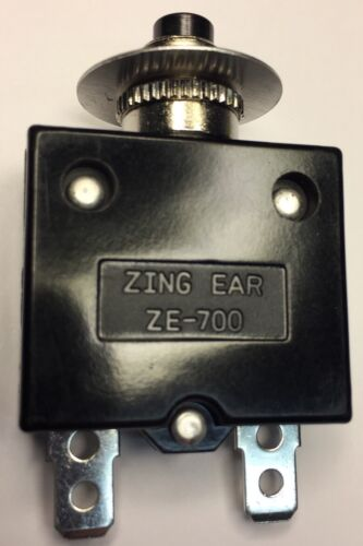 Zing Ear ZE-700-5A Thermal Circuit Breaker