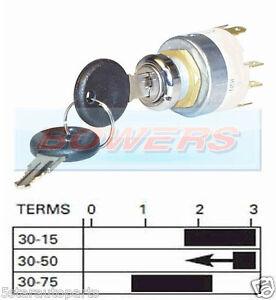 12v universal car motorbike ignition switch with 2 keys. Black Bedroom Furniture Sets. Home Design Ideas