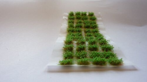 self adhesive Grass Tufts Bushy Tufts type 2 Bushes
