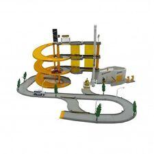 KIDS 65 Pcs Deluxe 3-Tier Spiral Slide Track Set