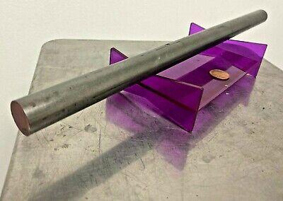 """1.77/"""" diameter x 8/"""" inches 1045 CF Steel Round Rod"""