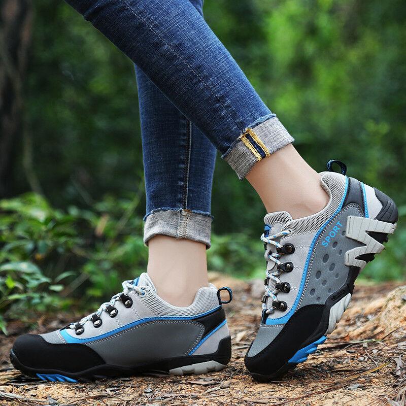 Herren Damen Schuhe  Sneaker Wanderschuhe Trekkingschuhe Turnschuhe Sportschuhe