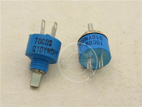 1pcs Tocos Q10YNSHT B502M 5K Potentiometer Handle 9H Blue