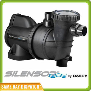 Davey-Silensor-SLS150-Pool-Pump-0-8Hp-SLS-150-Water-Cooled-Super-Quiet