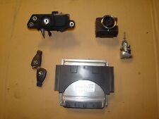 MERCEDES S-CLASS W220 S320 CDI LOCK SET KIT & ECU FAST DISPATCH 1999 2005