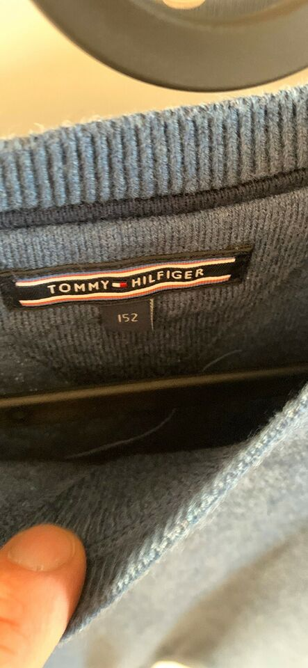 Sweater, Uld, Tommy Hilfiger