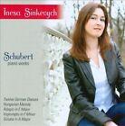 Schubert: Piano Works (CD, 2012, Inesa Sinkevych)