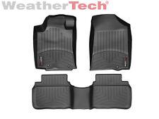 WeatherTech FloorLiner for Nissan Altima - 2013 - Oct or Prior - Black