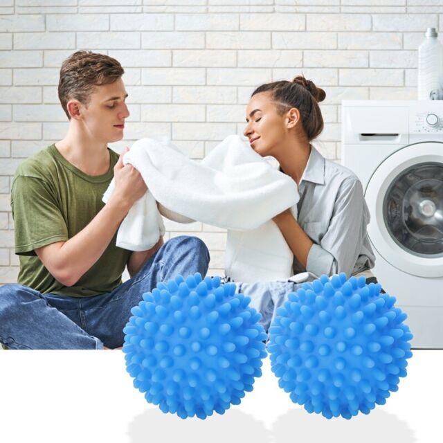 4x Washing Machine Tumble Dryer Eco Friendly Clothes Laundry Softener Balls