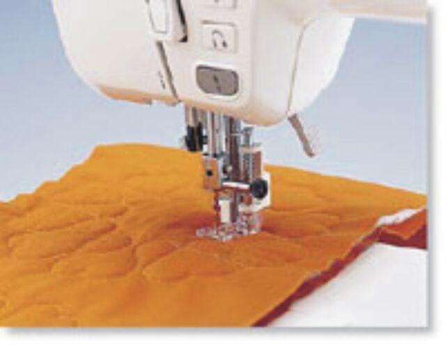 Brother Motion Quilting Foot SA40 EBay Interesting Free Motion Quilting Brother Sewing Machine
