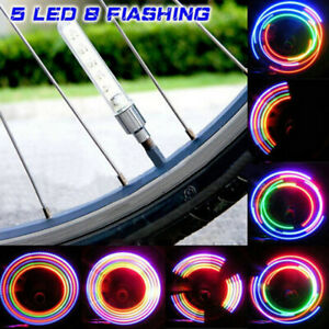 Mountain-Bike-Bicycle-Cycling-Spoke-Wire-Tire-Tyre-Wheel-LED-Bright-Light-Lamp
