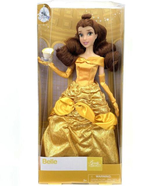 4859f6c389 Disney Princess Belle Beauty 2018 Classic Barbie Doll Ring ...