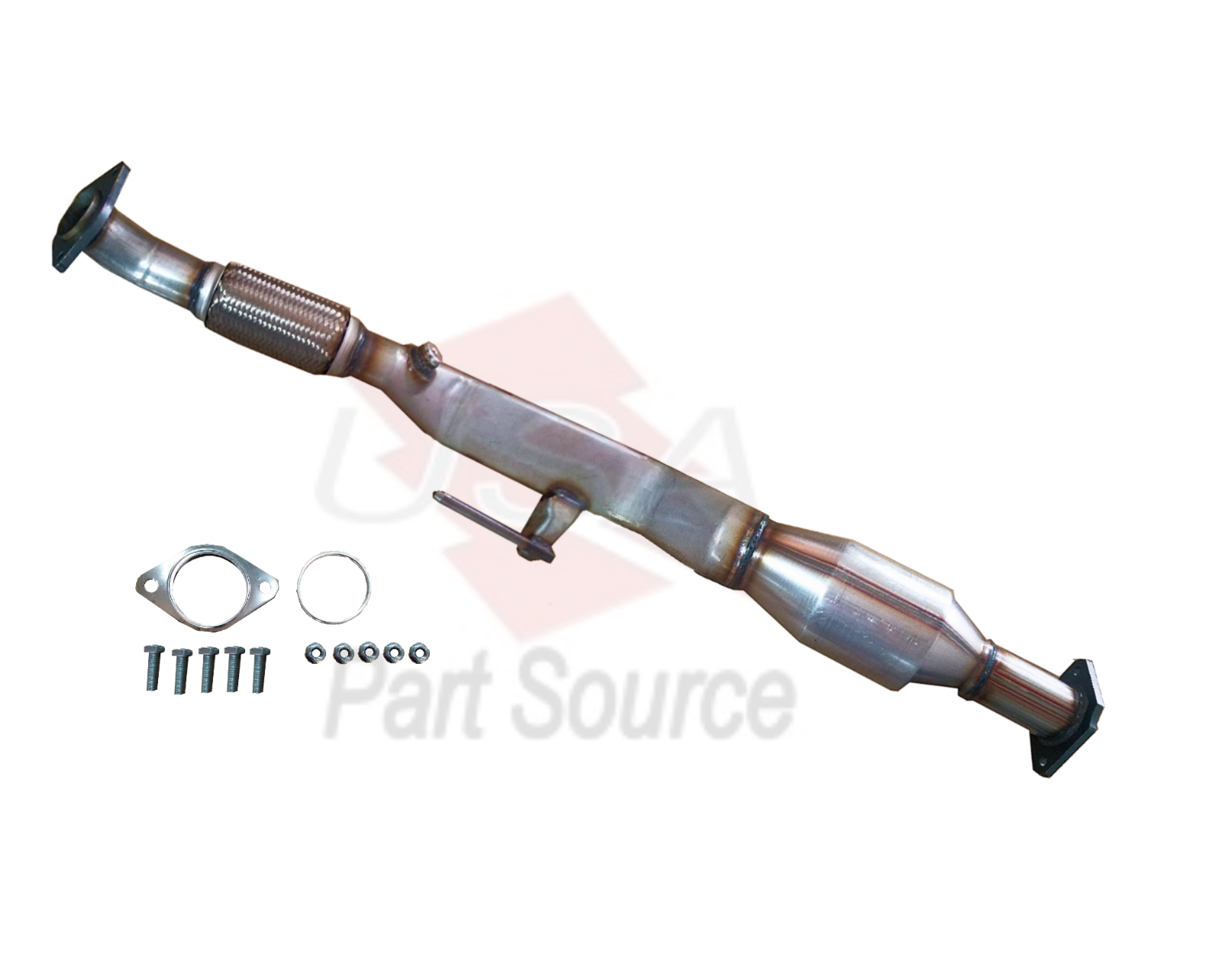 For Nissan Altima 2.5L Catalytic Converter 2007-2016 Direct Fit Steel NEW