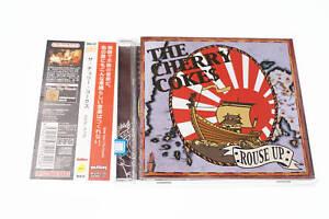 THE CHERRY COKE$ ROUSE UP BLLN-62 JAPAN CD OBI A8773
