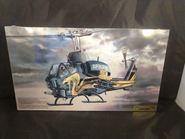 MRC Ah-1t Super Cobra Gold Model Helicopter Kit BA105 1/35