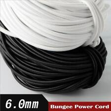 """Heavy Duty Bungee Cords Straps 6pc Set 72/"""" 6FT Long Thick Tarp Tie Downs Bungi"""