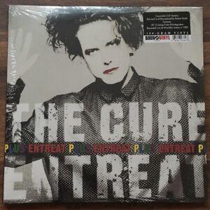Cure-Entreat-Plus-2LP-Vinyl-New-180gm-Gate-Album-Disintegration-Live-Wembley