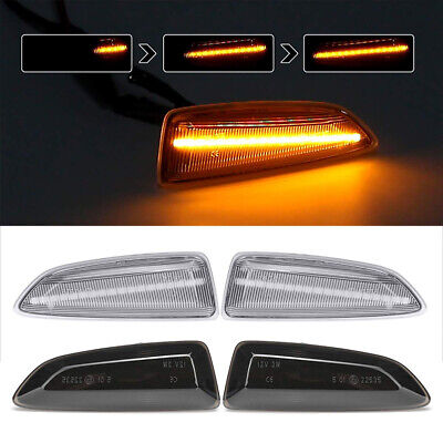 2x Vauxhall Corsa MK2//C 18-LED Rear Indicator Repeater Turn Signal Light Bulbs