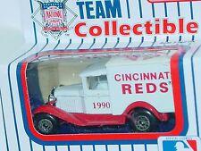 MATCHBOX 1990 TEAM COLLECTIBLE CINCINNATI REDS