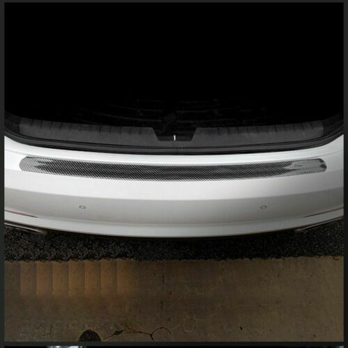 Carbon Fiber Rubber Strip Molding Bumper Protector Guard Stickers Cars Styling