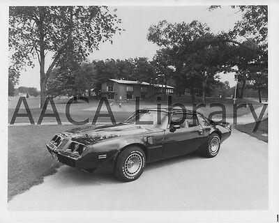 Ref. #69662 1979 Pontiac Trans Am Factory Photo