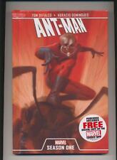 Ant-Man Season One Marvel Comics Factory Sealed Hardcover ~ DeFalco ~ Domingues