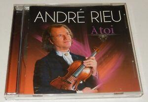 CD-Andre-RIEU-A-TOI-MEXICO-EXODUS-MY-FAIR-LADY-I-La-DANZA-2009