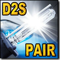 For Bmw 325i 2002 - 2005 Xenon Hid Headlight Replacement Bulbs Low Beam D2s