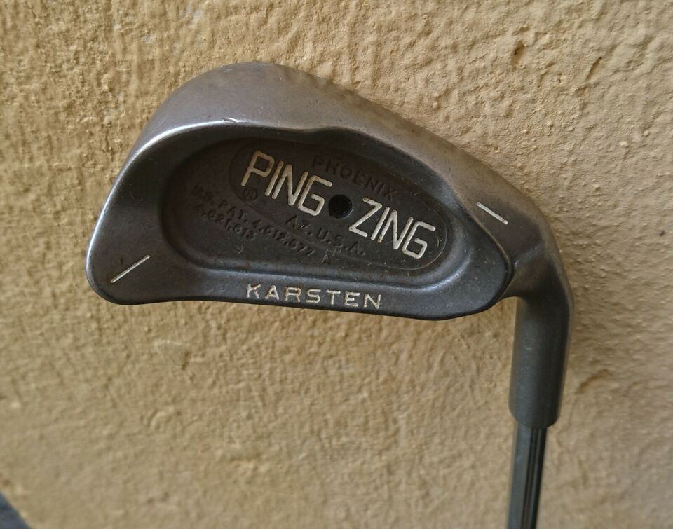 Stål golfjern, Ping Zing