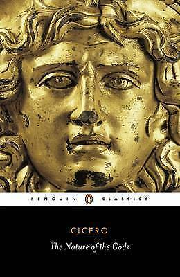 The Nature of the Gods by Cicero (Paperback book, 1972)