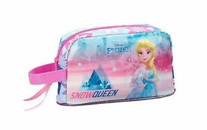 Collection Ici Disney Frozen Cooler Lunch Sac Enfant École Snack Isolé Boîte Ice Magic Officiel-afficher Le Titre D'origine