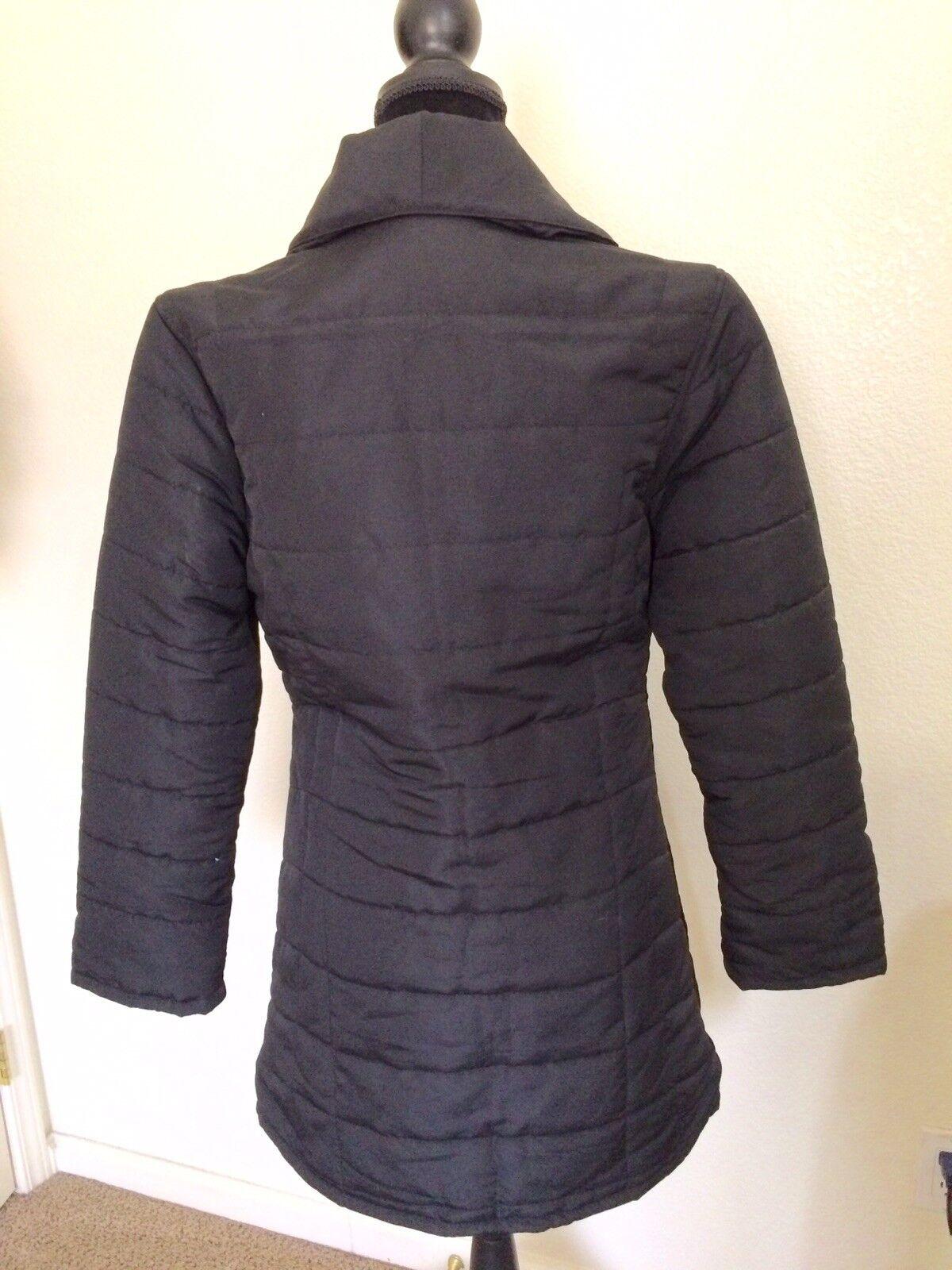 Warm Women's Winter Collar Down Trench Coat Coat Coat 3aeac2