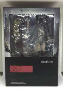 Game Figma 367 Hunter Bloodborne Action Figure PVC New In Box 15cm