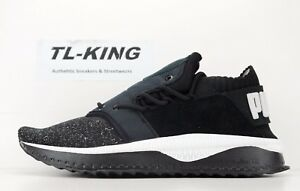 Puma-Tsugi-Shinsei-Nocturnal-Black-White-Oreo-Trainers-363760-01-Msrp-110-GH