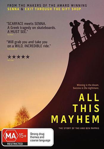 1 of 1 - All This Mayhem (DVD, 2014)