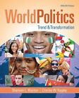 World Politics: Trend and Transformation, 2016 - 2017 by Charles W. Kegley, Shannon Blanton (Mixed media product, 2016)
